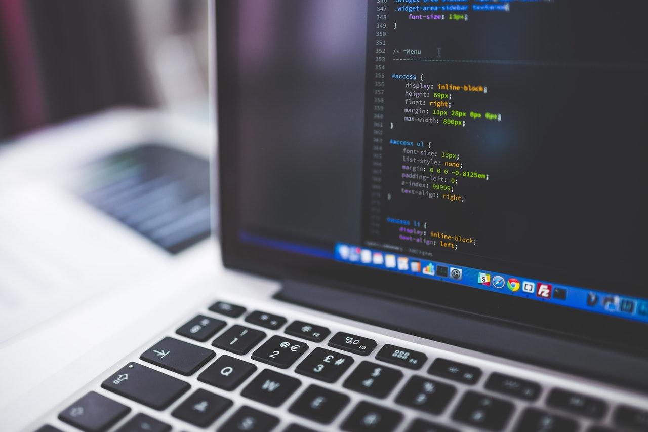 website coding for design